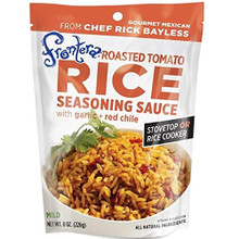Rstd Tom Rice w/Garlic/Red Chile 6 of 8 OZ By FRONTERA