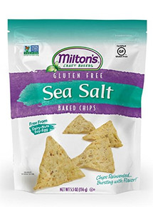 Sea Salt 12 of 5.5 OZ By MILTON`S