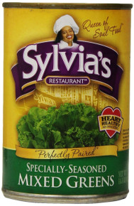 Mixed Greens 12 of 14.5 OZ From SYLVIAS