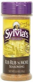 Rib Rub N More Seasoning 12 of 5.5 OZ From SYLVIAS