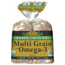 Multi Grain w/Omega 3 12 of 18 OZ By ALPINE VALLEY