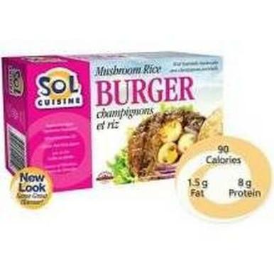 Mushroom Rice 12 of 10 OZ SOL CUISINE