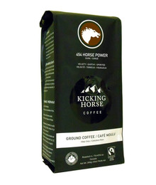 454 Horse Power Dark 6 of 10 OZ From KICKING HORSE