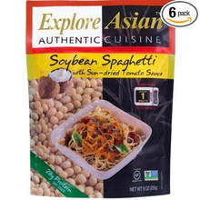 Soybean Spaghetti/Sndrd Tom Sce 6 of 9 OZ By EXPLORE ASIAN
