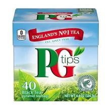 Pyramid Black Tea 6 of 40 BAG PG TIPS