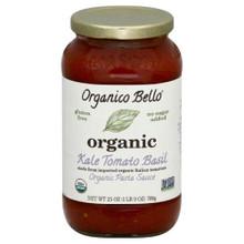 Kale Tomato Basil 6 of 25 OZ By ORGANICO BELLO