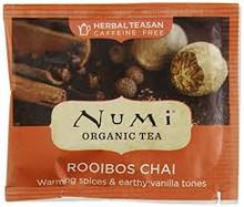 Rooibos Chai Herbal 100 CT By NUMI TEA