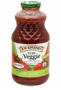 Very Veggie, Low Sodium, 12 of 32 OZ, R.W. Knudsen Family