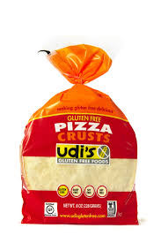 Pizza Crusts 9 Inch 8 of 2 PK Udi's Gluten Free