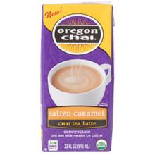 Salted Caramel 6 of 32 OZ By OREGON CHAI