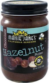 Butter Chocolate Hazelnut 12 of 12 OZ By MAISIE JANE`S
