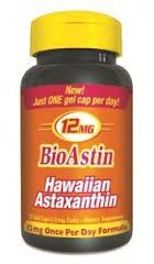 Bioastin HI Astaxanthin 12mg 50 SGEL Nutrex Hawaii Inc.