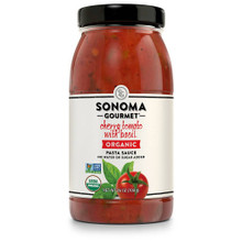 Cherry Tomato with Basil 6 of 25 OZ By SONOMA GOURMET