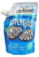 Almond Butter Superfood 6 of 7 OZ From YUMBUTTER