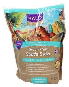 Surf N Turf Grain Free 6 of 4 LB By HALO