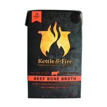 Grass Fed Beef Bone 6 of 17.6 OZ By KETTLE & FIRE