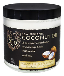 Extra Virgin Coconut Oil 6 of 16 OZ By OJIO