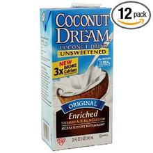 Original, Unsweetened, 12 of 32 OZ, Imagine Foods