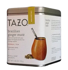 Brazilian Ginger Mate 4 of 15 CT By TAZO