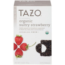 Sultry Strawberry 6 of 20 BAG By TAZO