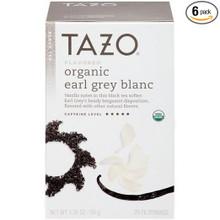 Earl Grey Blanc 6 of 20 BAG By TAZO