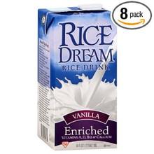 Vanilla, 8 of 64 OZ, Rice Dream