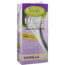 Vanilla, Hemp, 12 of 32 OZ, Pacific Natural Foods