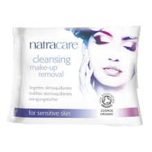 Cleansing Make up Removal Wipes 20 CT From NATRACARE