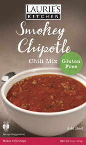 Smokey Chipotle Chili Mix 6 of 6 OZ From LAURIES KITCHEN