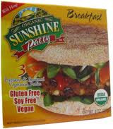 Breakfast Patty 12 of 3 PK Sunshine Burger Corp