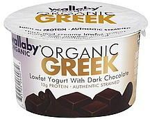 Dark Chocolate 12 of 5.3 OZ From WALLABY ORGANIC