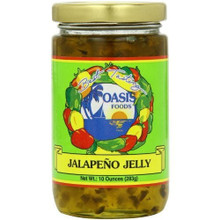 Jelly Jalapeno 6 of 10 OZ From OASIS FOODS