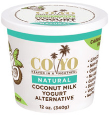 Natural 6 of 12 OZ By COYO