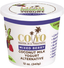 Mixed Berry 6 of 12 OZ By COYO