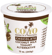 Chocolate 6 of 12 OZ By COYO