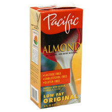Almond, Original, 12 of 32 OZ, Pacific Natural Foods
