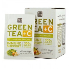 Citrus Ginger 10 of 10 CT SENCHA NATURALS
