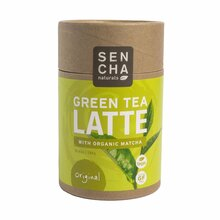 Green Tea Latte Original 6 of 8.5 OZ By SENCHA NATURALS