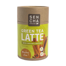 Green Tea Latte Bombay Chai 6 of 8.5 OZ By SENCHA NATURALS