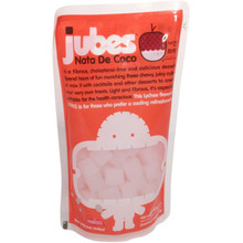 Jubes Nata De Coco Lychee 12.7 oz  From AFG