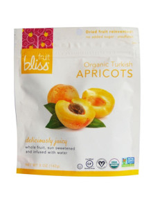 Turkish Apricots 6 of 5 OZ From FRUIT BLISS
