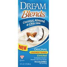 Coconut, Almond & Chia Unsweetened, 6 of 32 OZ, Imagine Foods