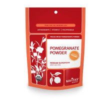 Pomegranate Powder Freeze-Dried 12 of 4 OZ By NAVITAS NATURALS
