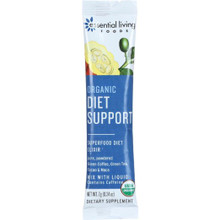 Diet Support 15 of .24 OZ By ESSENTIAL LIVING FOODS