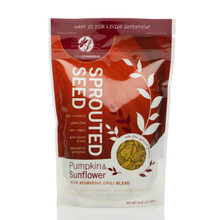 Ayurvedic Chili Pumpkin & Sunflwr 6 of 8 OZ By LIVING INTENTIONS