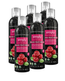 Cranberry 6 of 5 OZ By SIMPLY BEYOND