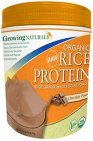 Chocolate Power Vegan 12 of 1.2 OZ GROWING NATURALS