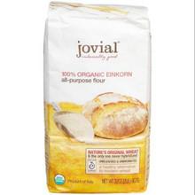 Whole Wheat Einkorn Flour 10 of 32 OZ By JOVIAL