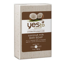 Coconut Bar Soap 7 OZ From YES TO
