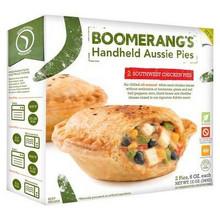 Southwest Chicken 6 of 12 OZ BOOMERANG`S PIES